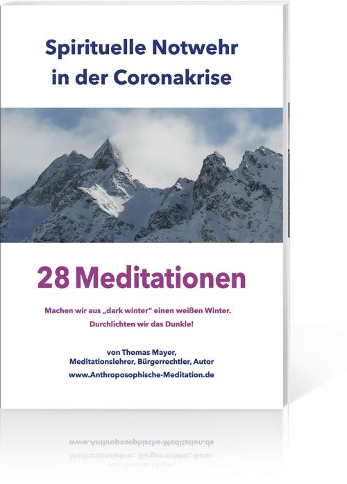 Spirituelle Notwehr in der Coronakrise, Produktbild 1