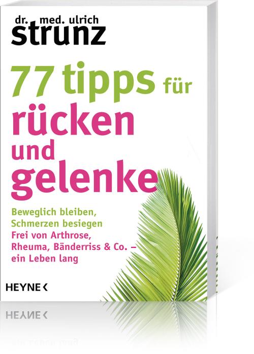 77 Tipps für Rücken und Gelenke, Produktbild 1