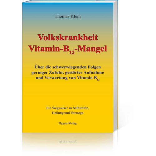 Volkskrankheit Vitamin B12-Mangel, Produktbild 1