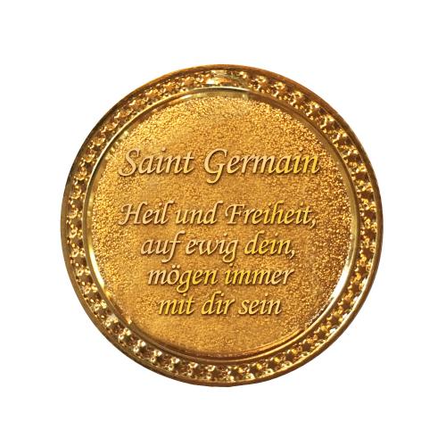 "Taler ""Saint Germain"", Produktbild 3"