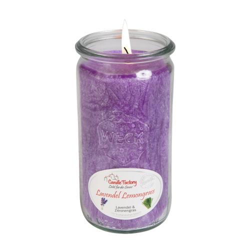 """Duftkerze """"Lavendel Lemongrass"""", Produktbild 1"""
