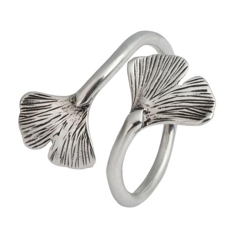 """Ring """"Ginkgo-Blätter"""", Produktbild 1"""