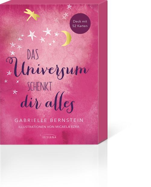 Das Universum schenkt dir alles (Kartenset), Produktbild 1
