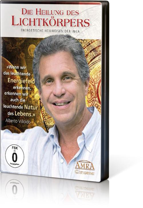 Die Heilung des Lichtkörpers (DVD), Produktbild 1