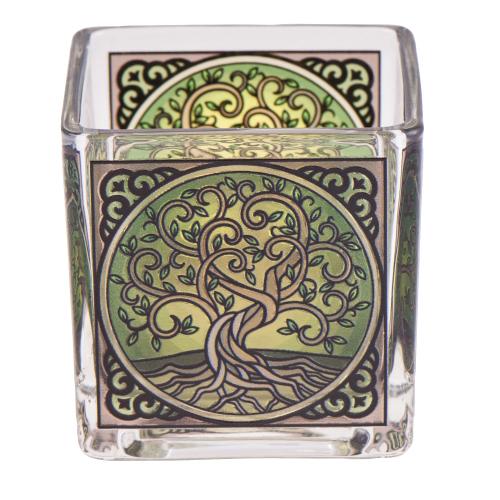 """Teelichthalter """"Lebensbaum"""", Produktbild 3"""