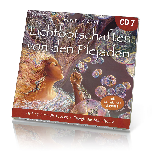 Lichtbotschaften von den Plejaden 7 (CD), Produktbild 1