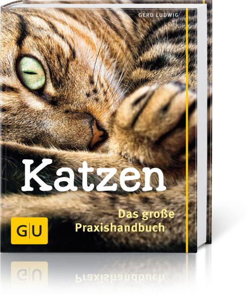 Katzen – Das große Praxishandbuch, Produktbild 1
