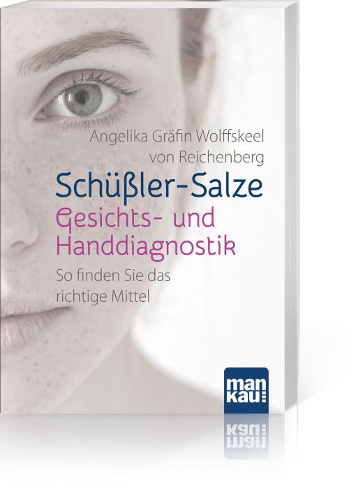 Schüßler-Salze – Gesichts- und Handdiagnostik, Produktbild 1