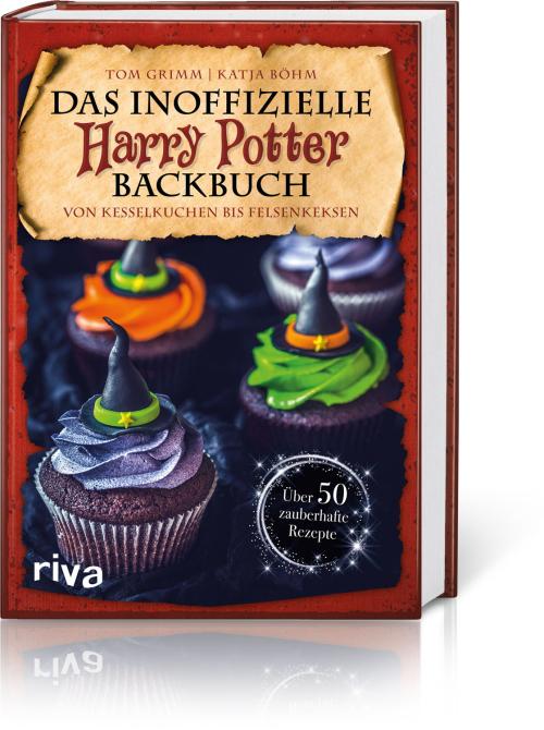 Das inoffizielle Harry Potter Backbuch, Produktbild 1