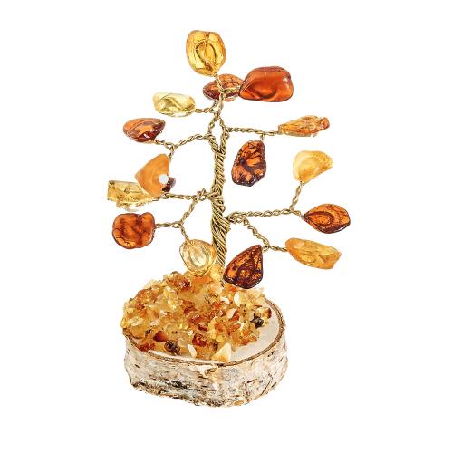 Lebensbaum mit Bernstein, Produktbild 1