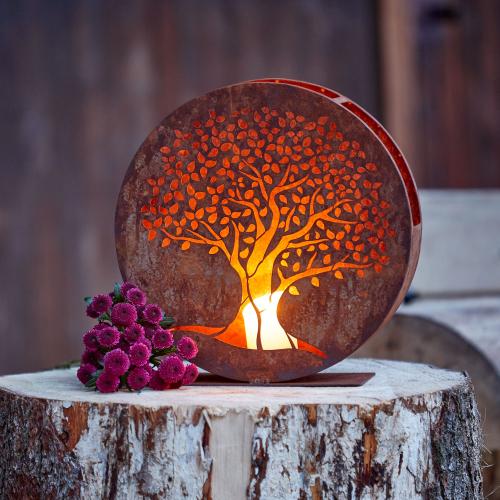 """Kerzenleuchter """"Lebensbaum"""", Produktbild 4"""