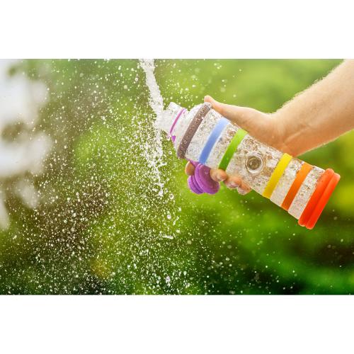 """i9 Wasserflasche """"Chakra"""", Produktbild 3"""
