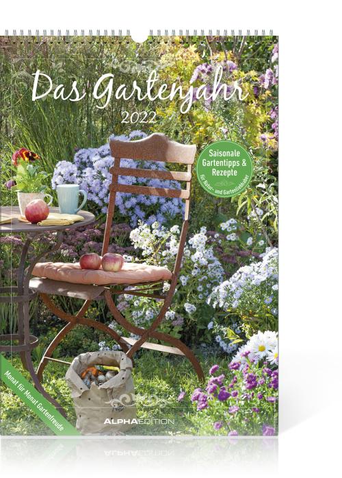 Das Gartenjahr 2022, Produktbild 1