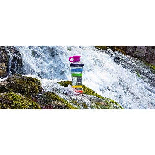 """i9 Wasserflasche """"Chakra"""", Produktbild 4"""