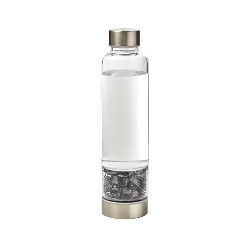 Edel-Schungit-Trinkflasche, Produktbild 1