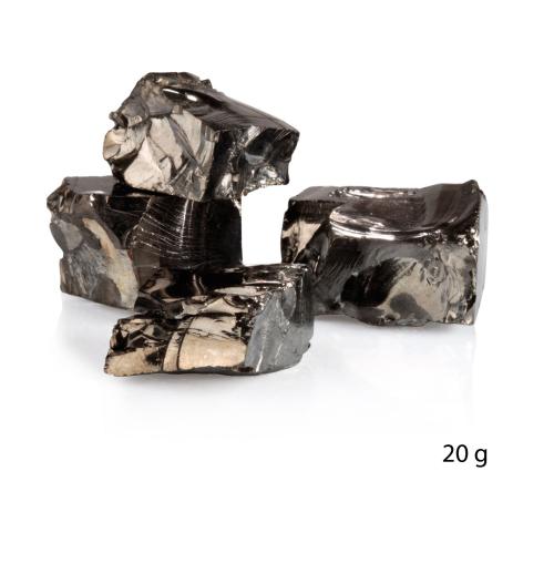 Edel-Schungit-Kristalle, Produktbild 2