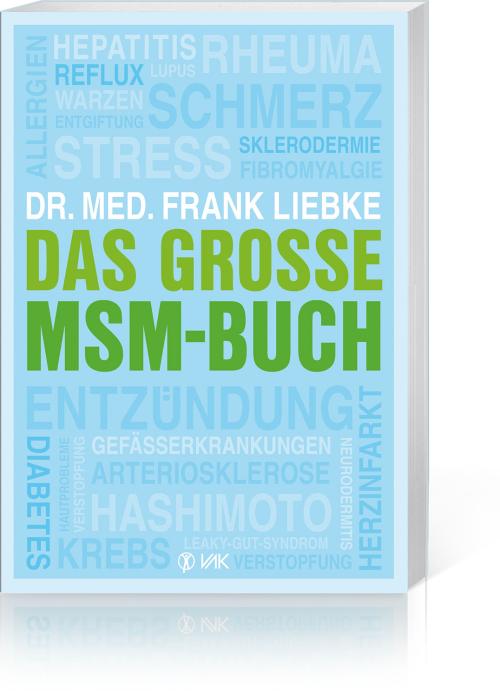 Das große MSM-Buch, Produktbild 1