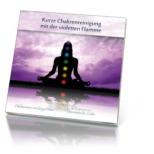 Kurze Chakrenreinigung (CD), Produktbild 1