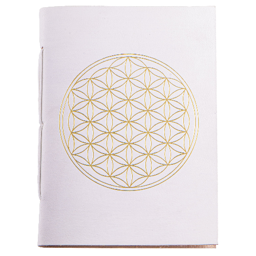 """Schreibbuch """"Blume des Lebens"""", Produktbild 1"""
