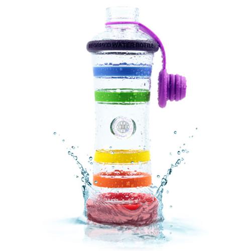"""i9 Wasserflasche """"Chakra"""", Produktbild 5"""
