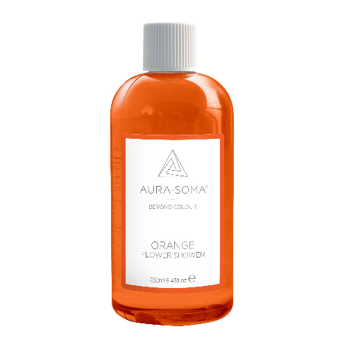 Flower Shower (Duschgel) Orange, Produktbild 1