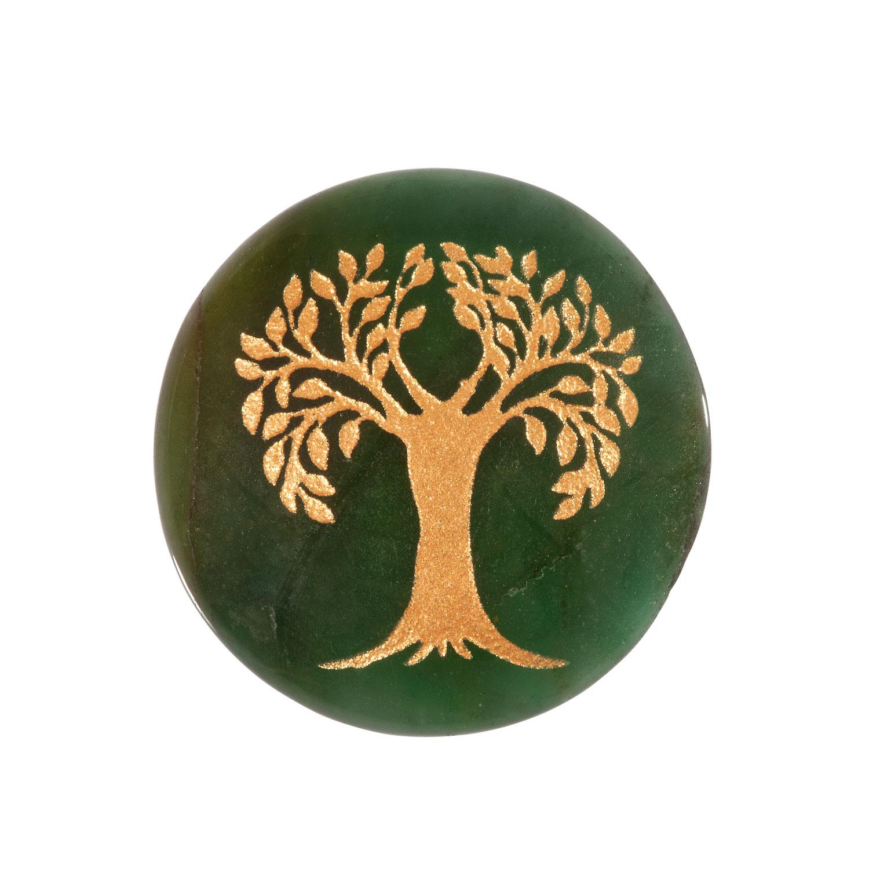 """Onyx-Glücksbringer """"Lebensbaum"""", Produktbild 1"""