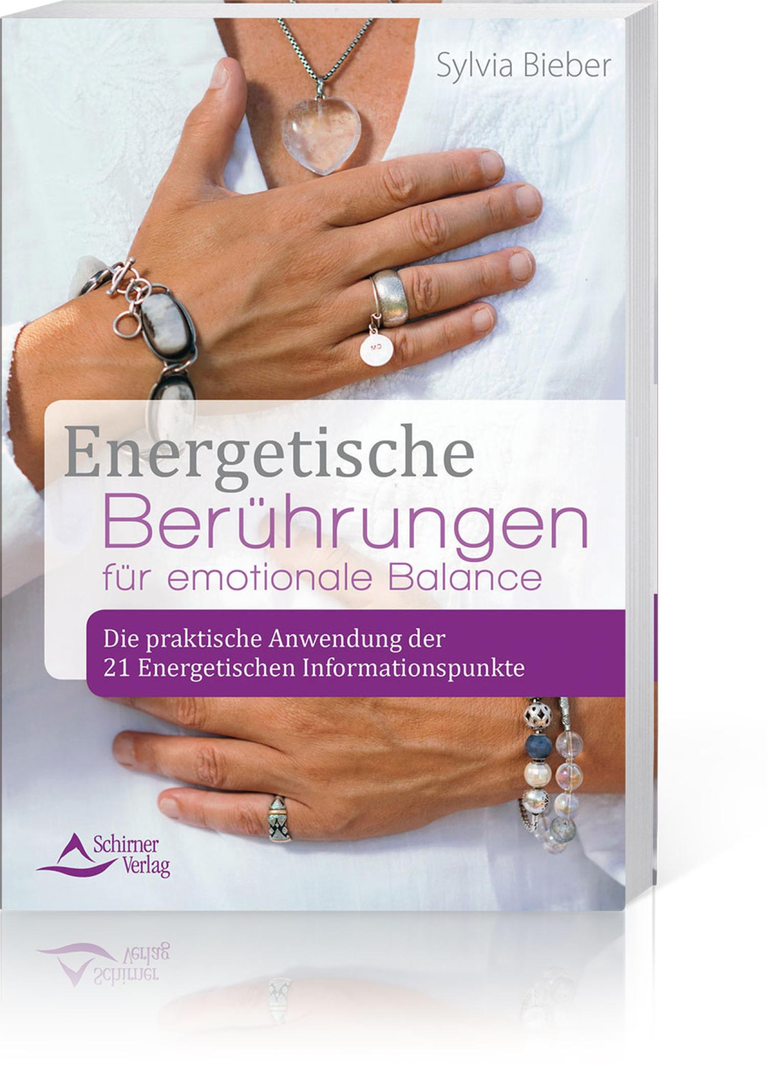 Energetische Berührungen für emotionale Balance, Produktbild 1