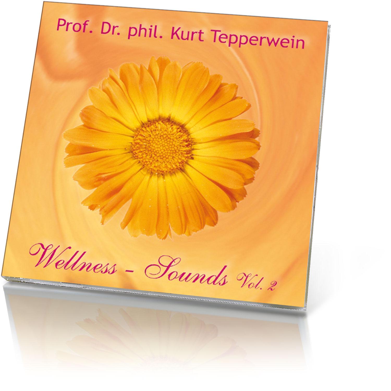 Wellness Sounds Vol. 2 (CD), Produktbild 1