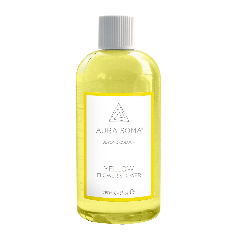 Flower Shower (Duschgel) Gelb, Produktbild 1