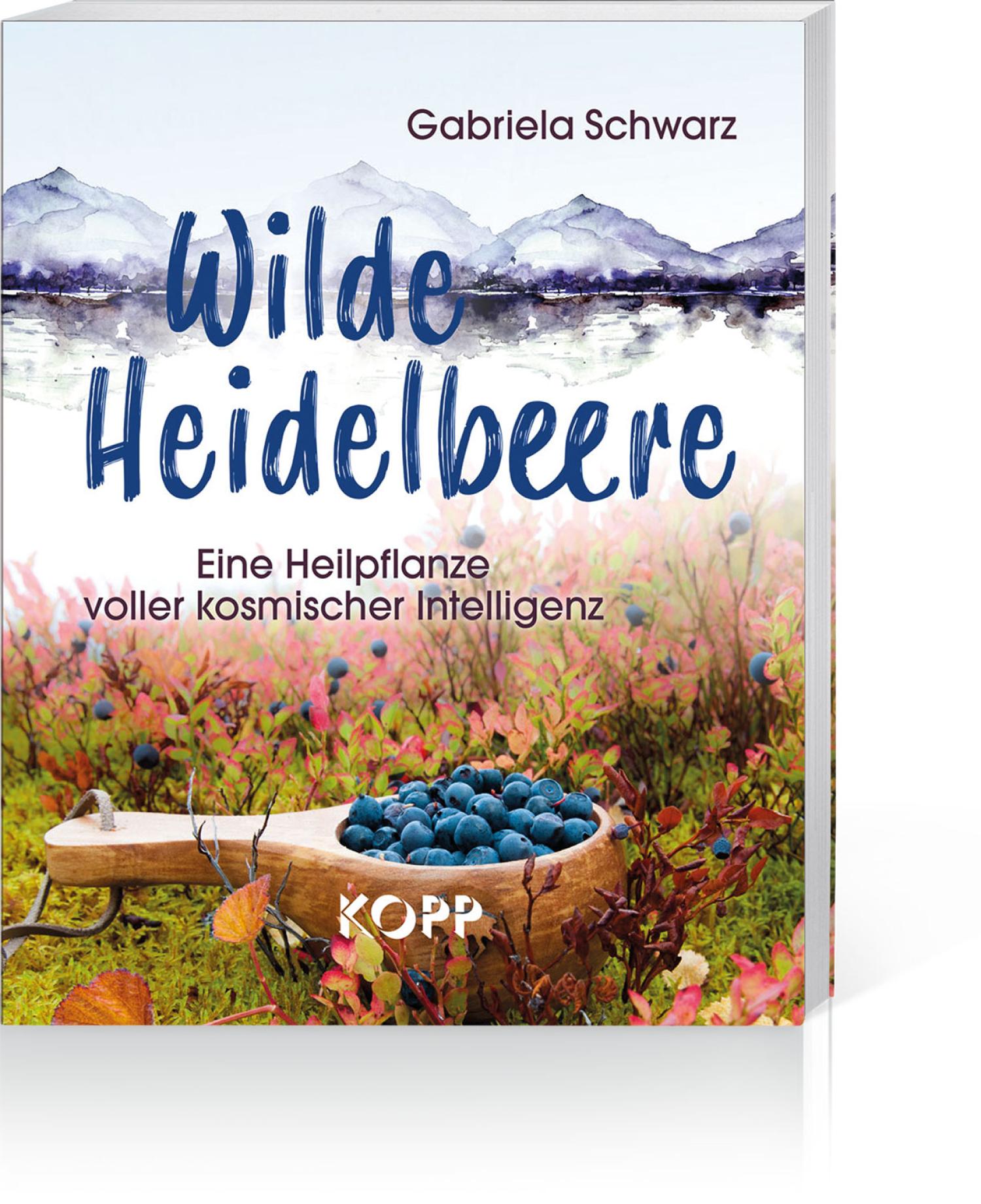 Wilde Heidelbeere, Produktbild 1