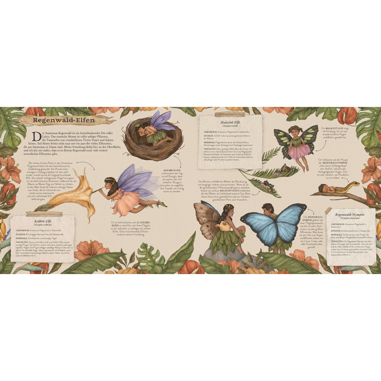 Das große Handbuch der Elfen, Produktbild 3