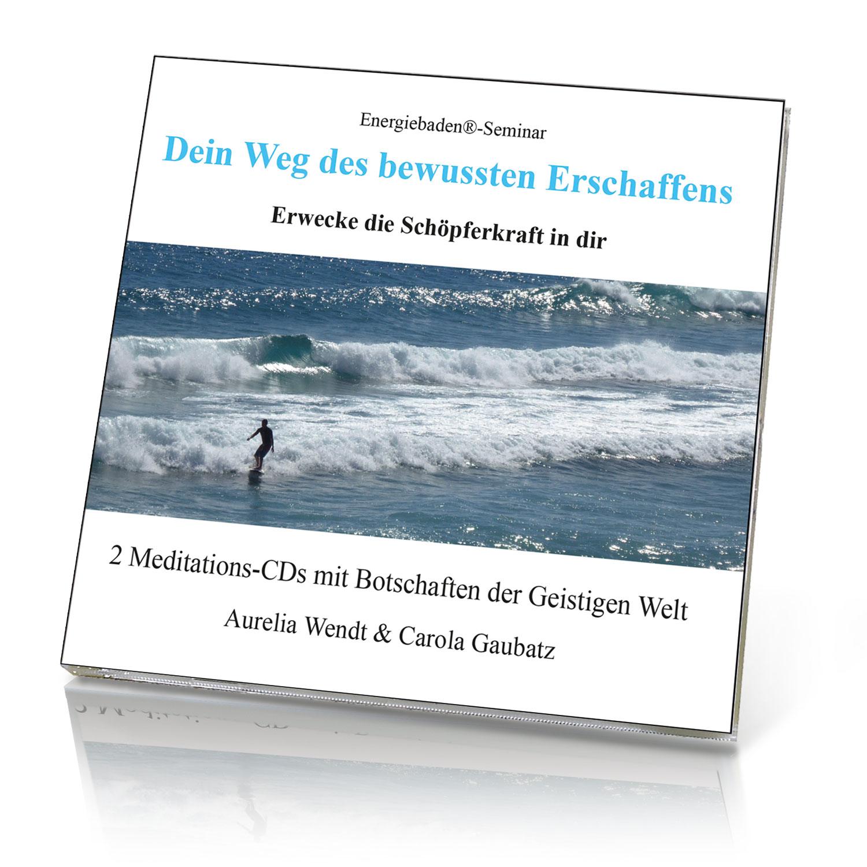 Dein Weg des bewussten Erschaffens (CD), Produktbild 1
