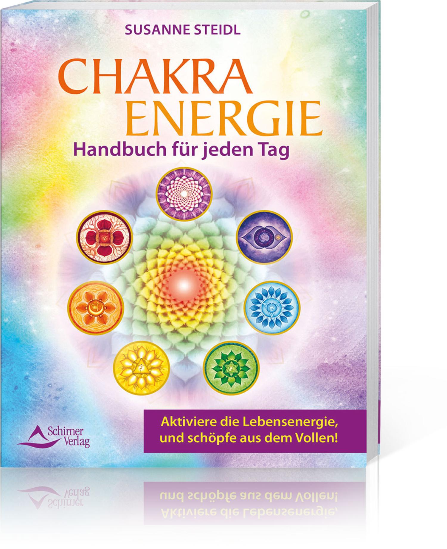 Chakra-Energie-Handbuch, Produktbild 1