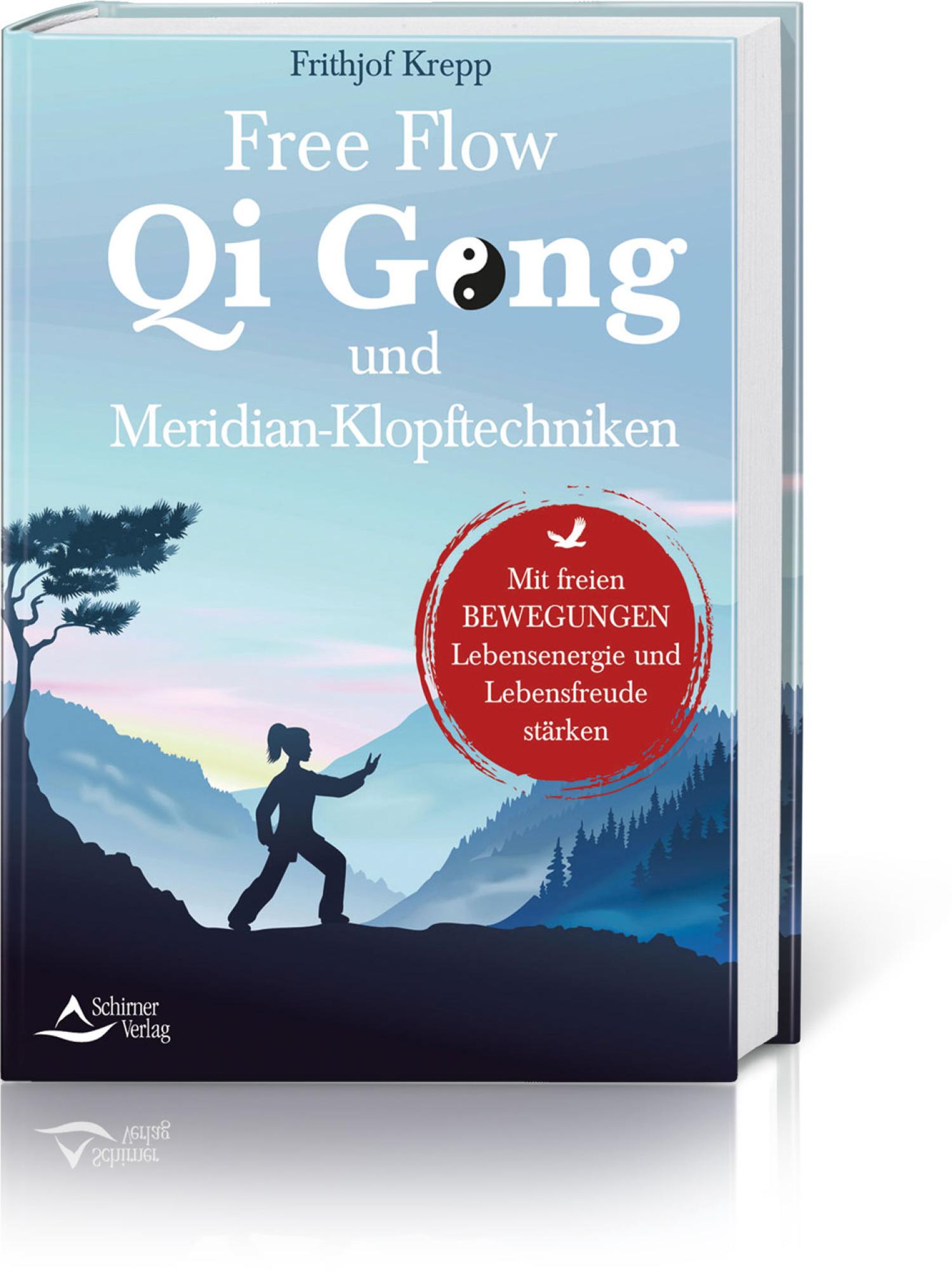 Free Flow Qi Gong und Meridian-Klopftechniken, Produktbild 1