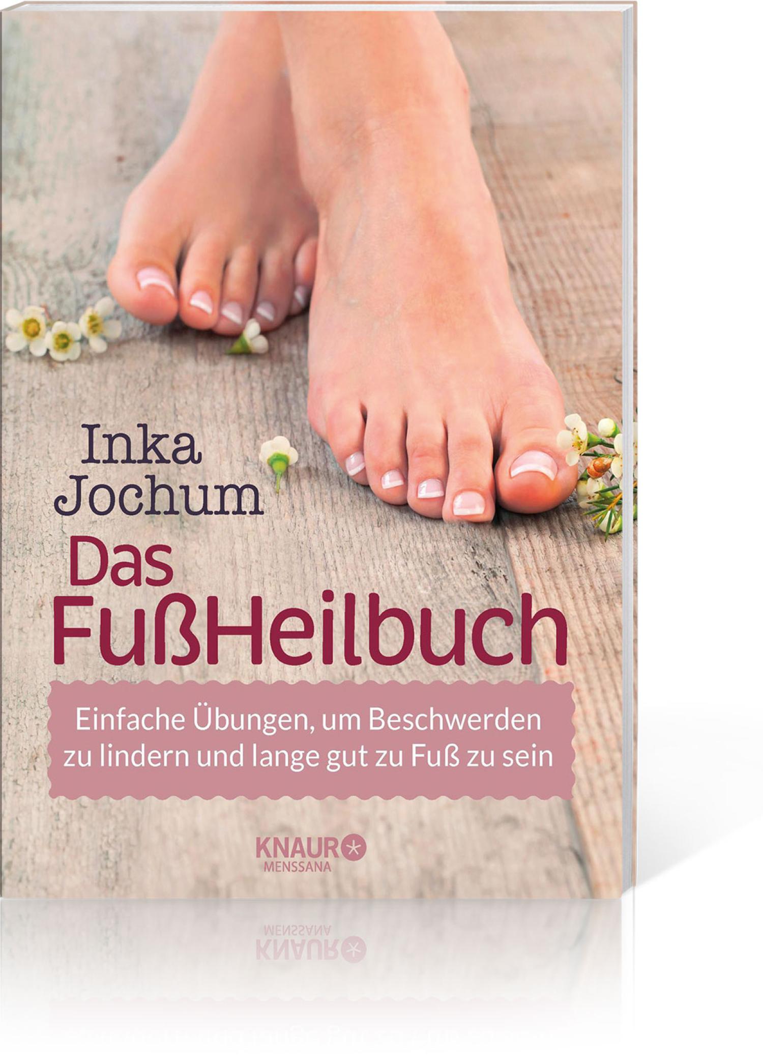 Das FußHeilbuch, Produktbild 1