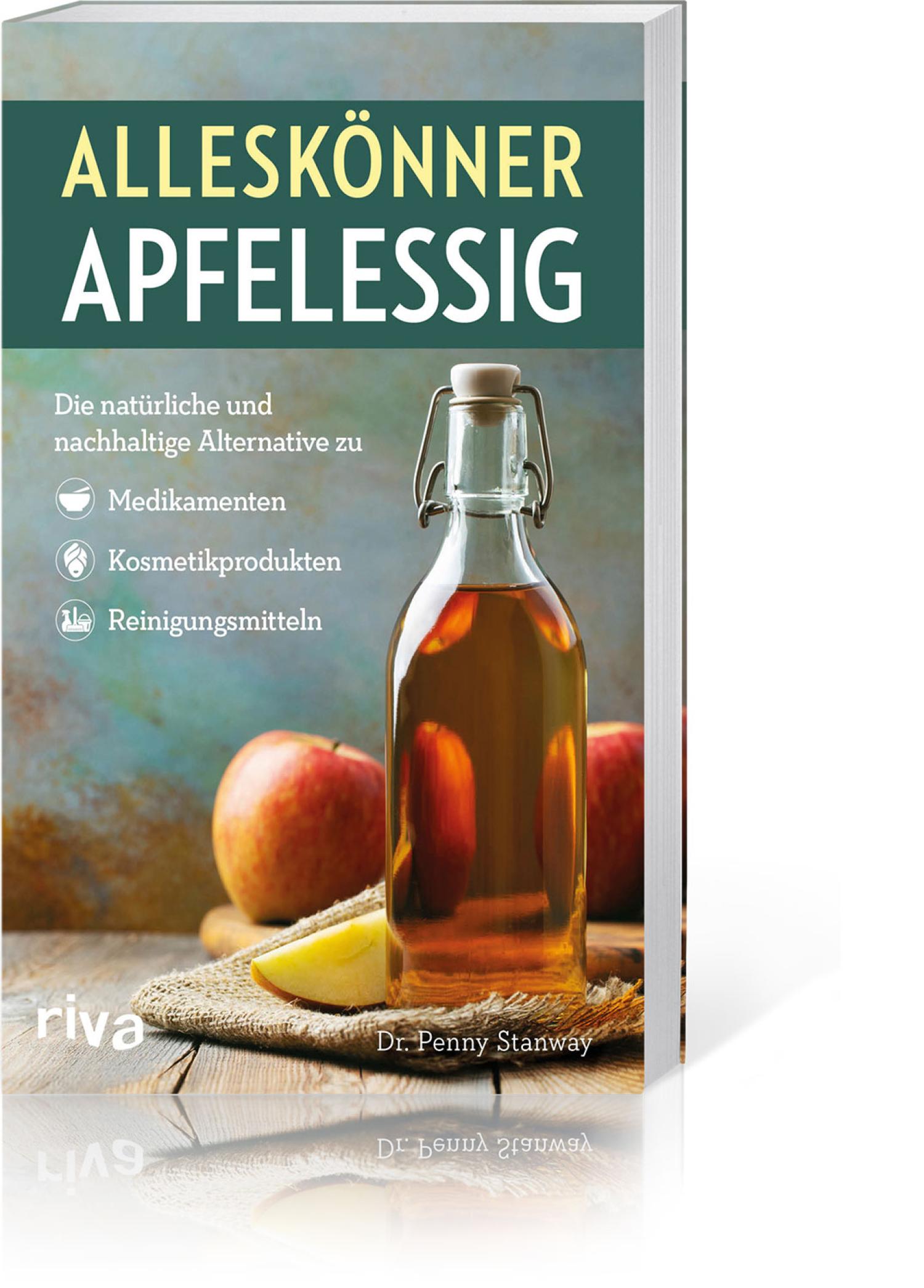 Alleskönner Apfelessig, Produktbild 1