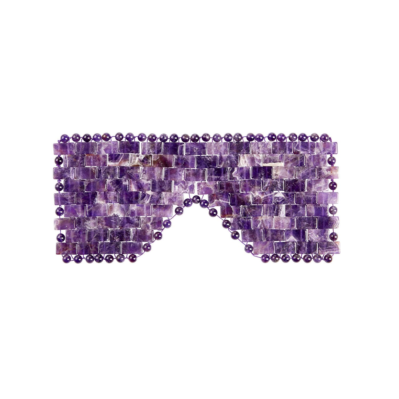 Amethyst-Augenmaske, Produktbild 1