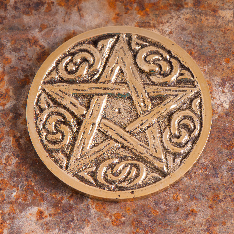 """Pentagramm"", Produktbild 2"