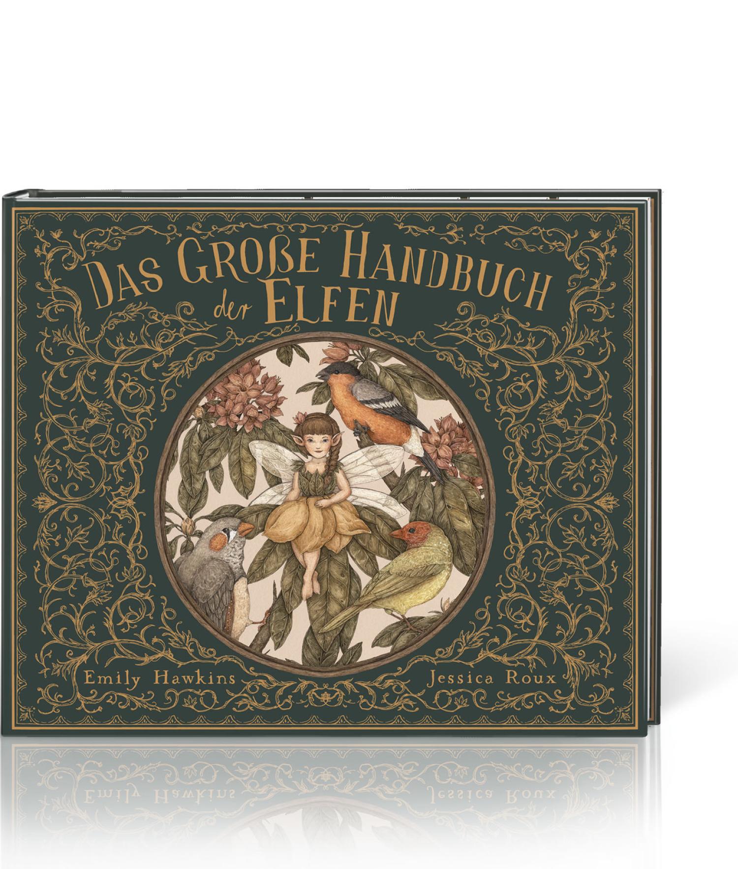 Das große Handbuch der Elfen, Produktbild 1
