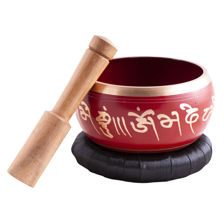 """Tibetische Klangschale """"Lotus"""", Produktbild 1"""