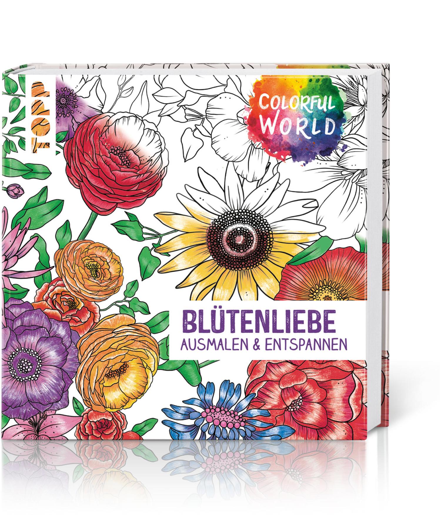 Colorful World – Blütenliebe, Produktbild 1
