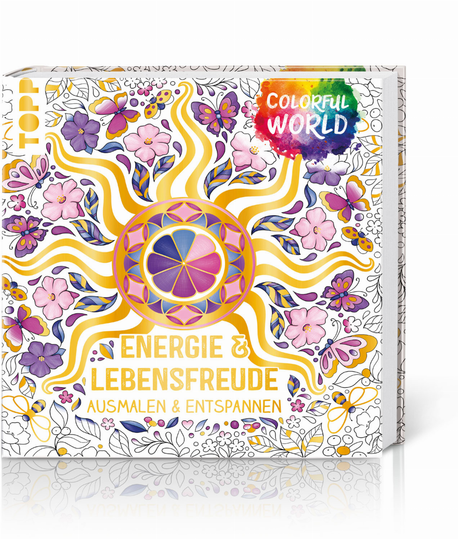 Colorful World – Energie & Lebensfreude, Produktbild 1