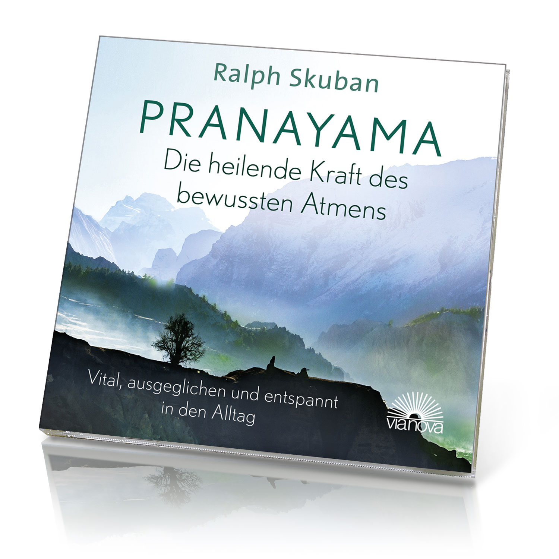 Pranayama – Die heilende Kraft des bewussten Atmens (CD), Produktbild 1