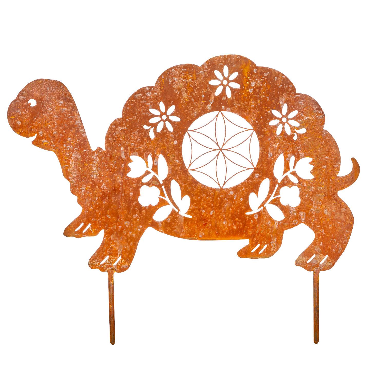 """Gartenstecker """"Schildkröte"""", Produktbild 2"""