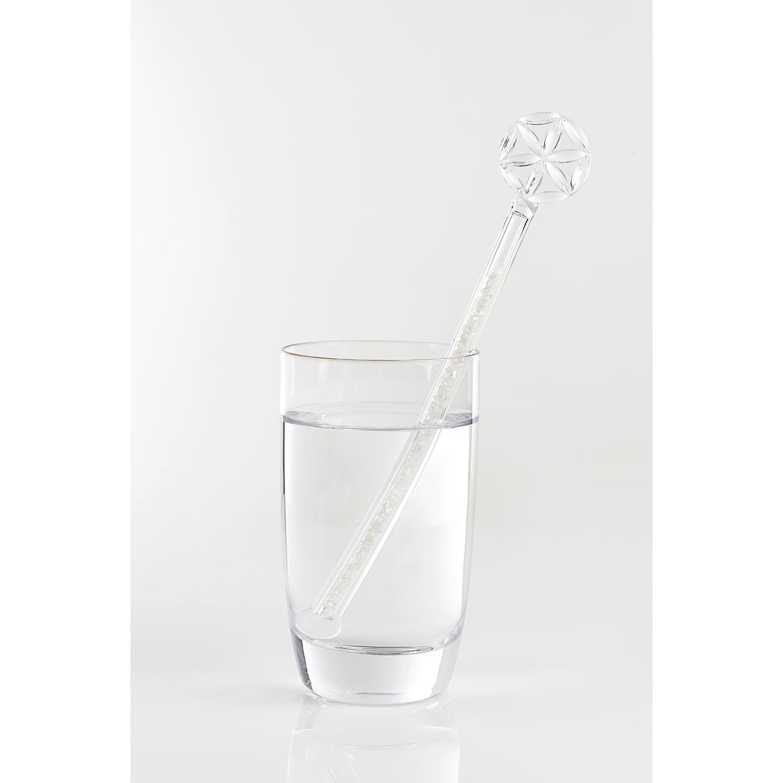 "Bergkristall-Wasser-Energiestab ""Saat des Lebens"", Produktbild 2"