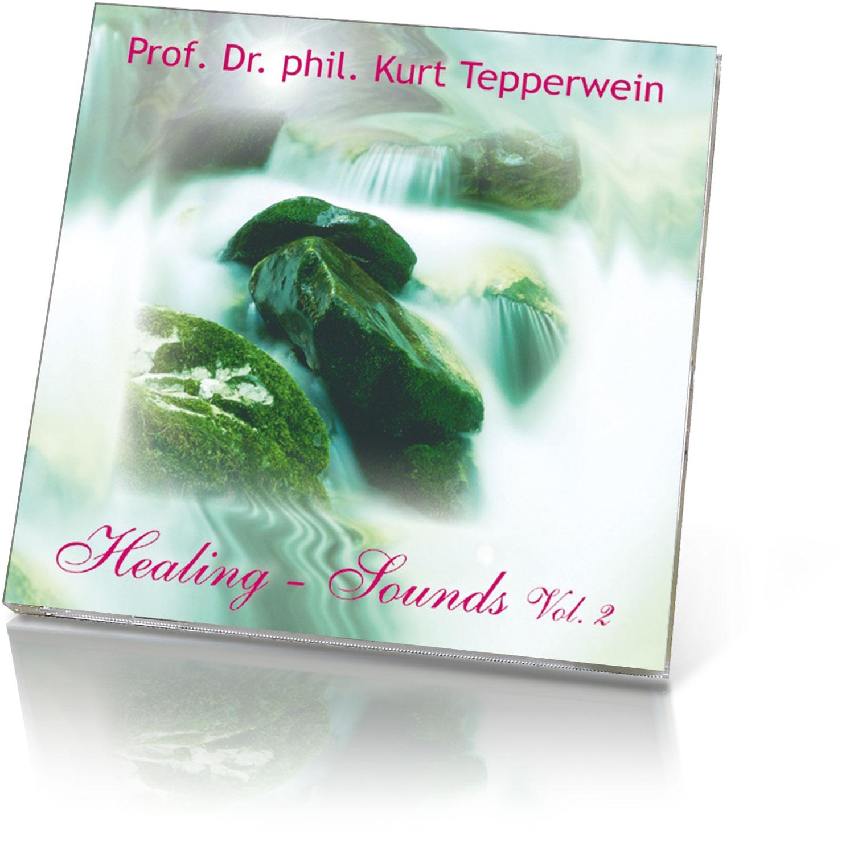 Healing Sounds Vol. 2 (CD), Produktbild 1