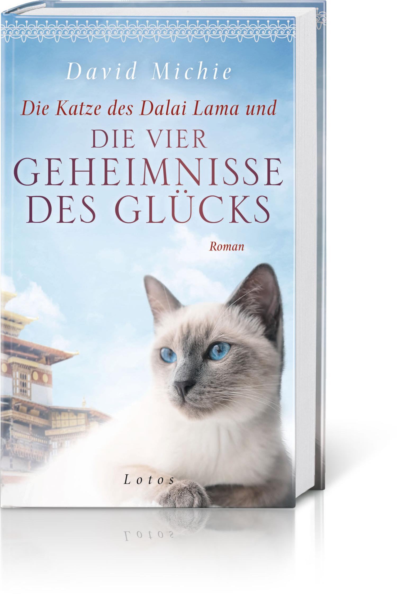 Die Katze des Dalai Lama und die vier Geheimnisse des Glücks, Produktbild 1