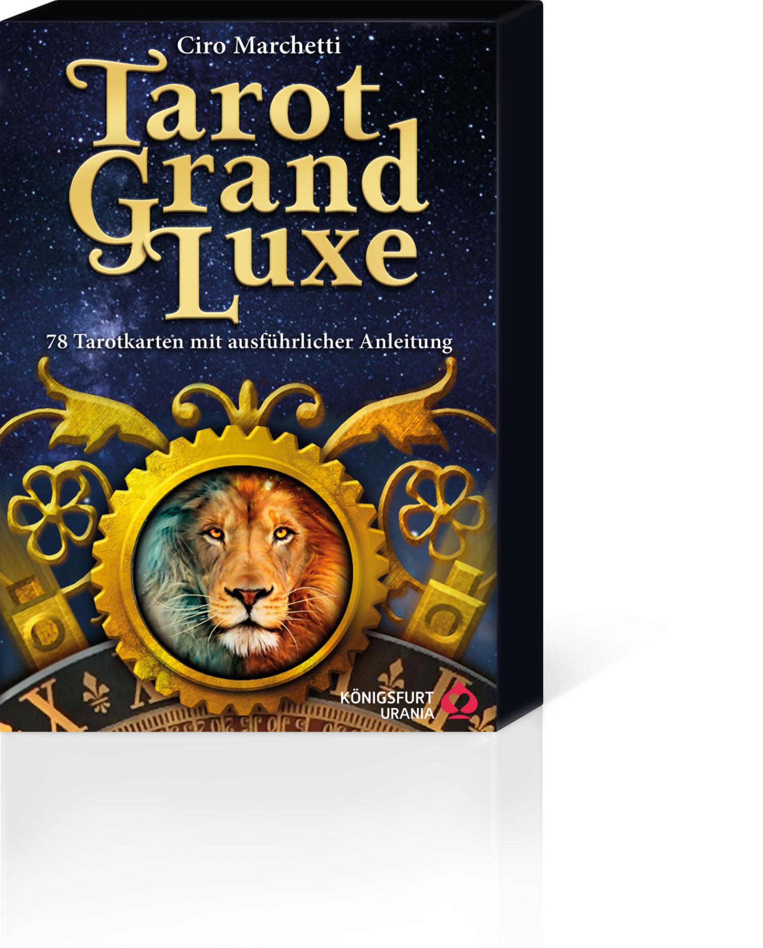 Tarot Grand Luxe (Kartenset), Produktbild 1