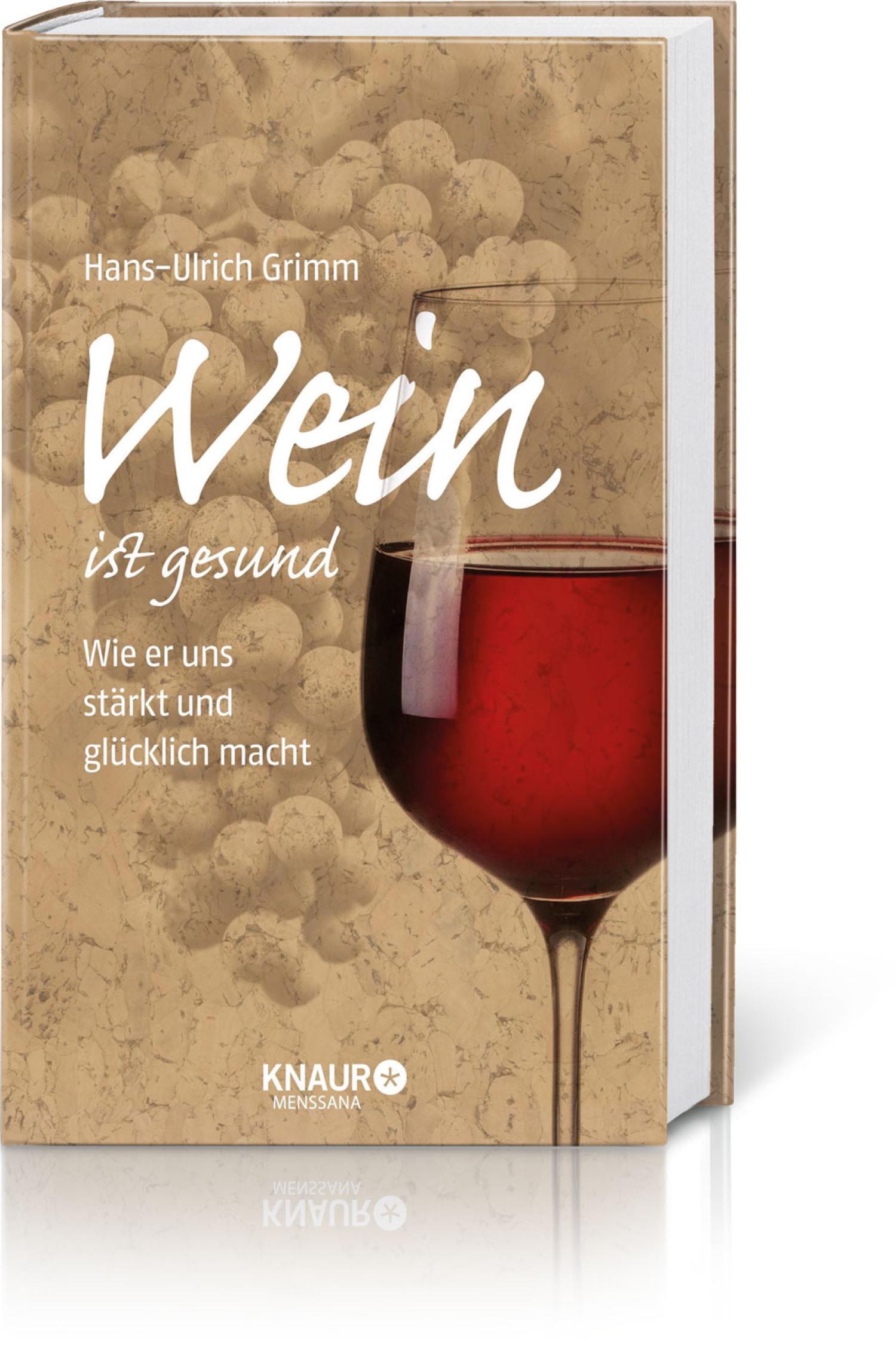 Wein ist gesund, Produktbild 1