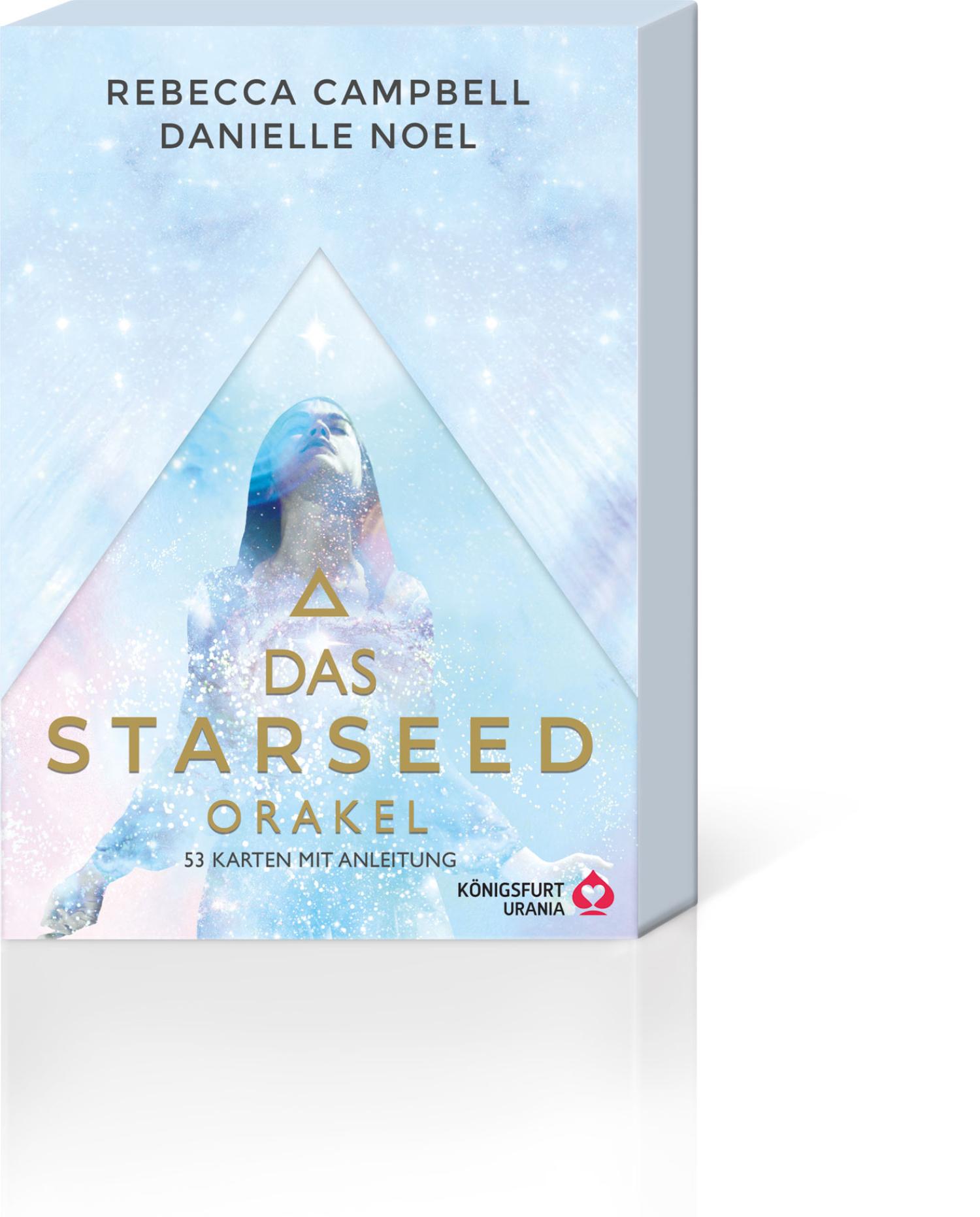 Das Starseed-Orakel (Kartenset), Produktbild 1